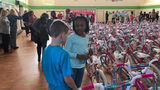 Wheels for Hope delivers bikes to North Carolina students in need