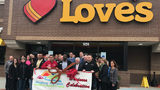 Love's Travel Stops officially opens in Alleghany County