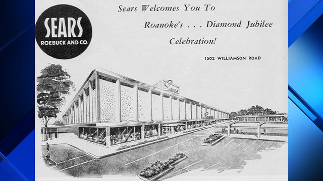 Looking back on Sears and its rich history in the Roanoke Valley