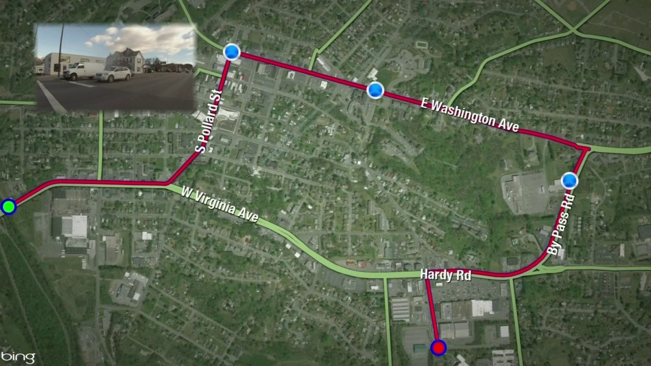 See how Valley Metro routes in Vinton have changed