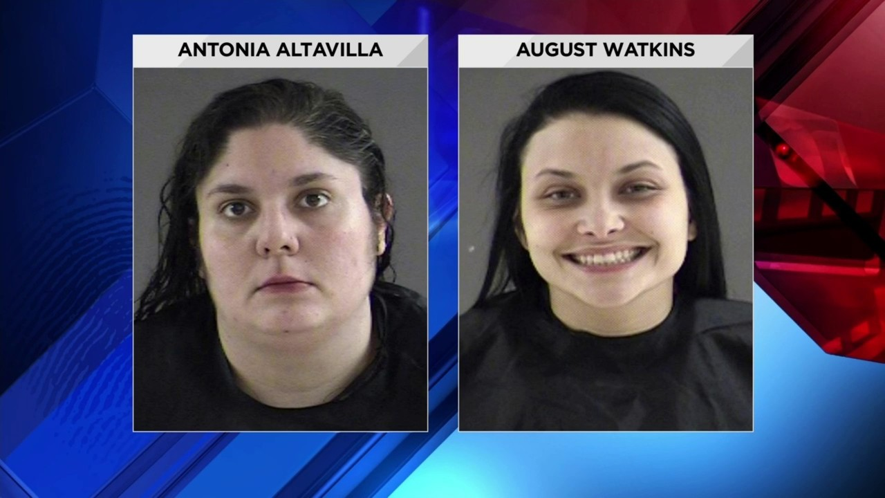 Bedford officers arrest two Florida women after chase starts