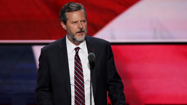 "Liberty's Falwell Jr. says FBI is investigating ""criminal conspiracy""…"