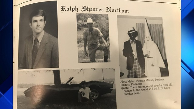 'I am not in the racist and offensive photo' Gov. Northam releases&hellip&#x3b;