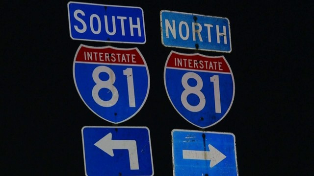 One killed in I-81 North wreck involving tractor-trailer, car