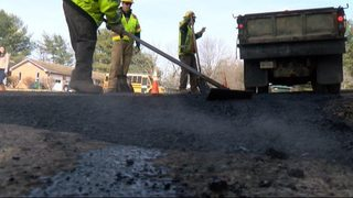 Christiansburg residents can report potholes on town website