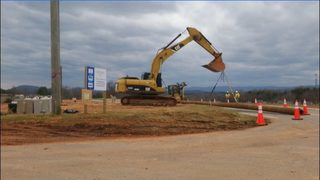 Business development in Franklin County years ahead of schedule