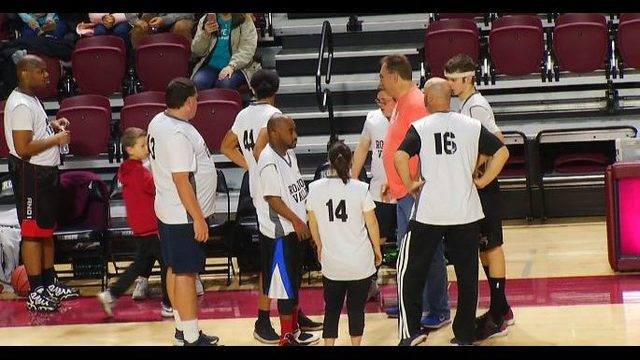 Special Olympics holds Owen Grogan basketball tournament