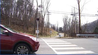 Pedestrian wants drivers to be careful near Garden City greenway