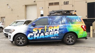 Meet Storm Chaser, the newest member of Storm Team 10