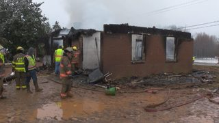 Short family's former Henry County home destroyed by fire&#x3b; cause unknown