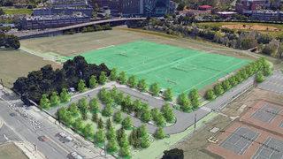 Roanoke reveals redevelopment plans for River's Edge Sports Complex