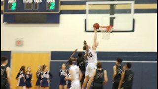 Hidden Valley defeats Christiansburg boys in Region hoops tournament