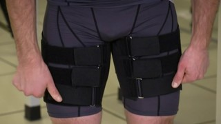 Underwear could prevent back pain