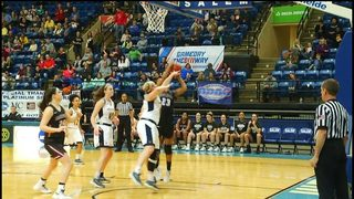 Upsets abound in the ODAC women's tournament