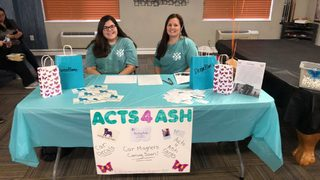 Dress drive honors giving spirit of Ashlyn Poole