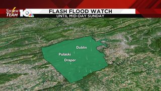 National Weather Service warns of potential failure to Lake Powhatan Dam&hellip&#x3b;