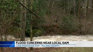 Flooding Concerns in Pulaski County