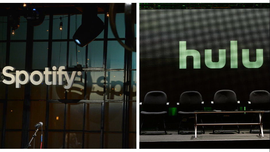 hulu with ads is now free if you have a spotify premium account. Black Bedroom Furniture Sets. Home Design Ideas