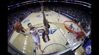 Virginia Earns No. 1 Seed in NCAA Tournament