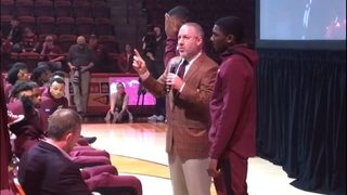Virginia Tech No. 4 seed, will face No. 13 Saint Louis in NCAA Tournament