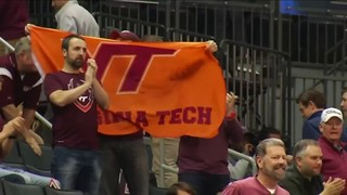 Virginia Tech fans hope Hokies can make a run in NCAA Tournament