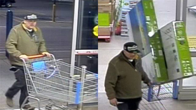 Two giant TVs stolen from Madison Heights Walmart, authorities looking&hellip&#x3b;