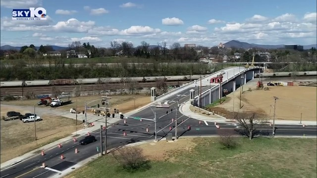 Franklin Road bridge reopened