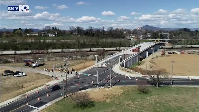Franklin Road bridge reopened