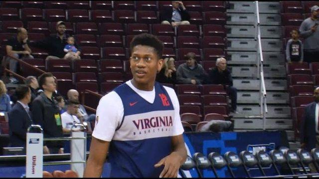 Virginia readies for first round against Gardner-Webb