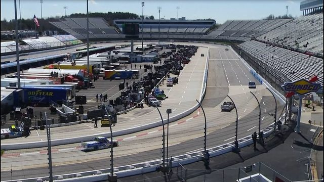 Attendance expected to be high at Martinsville Speedway
