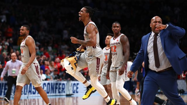 Virginia Tech beats Liberty, advances to Sweet 16