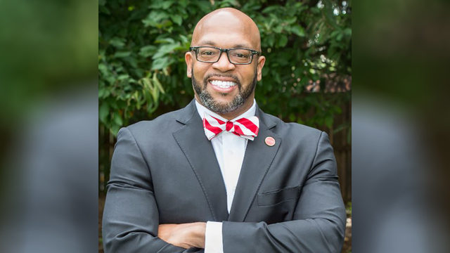 Radford University President Brian Hemphill's contract extended through 2026