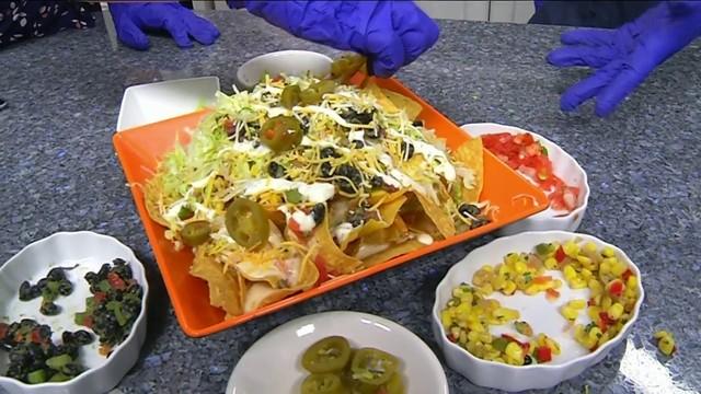 Daytime Kitchen:  Chorizo Nachos