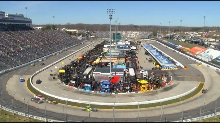 NASCAR to buy ISC, will own Martinsville Speedway