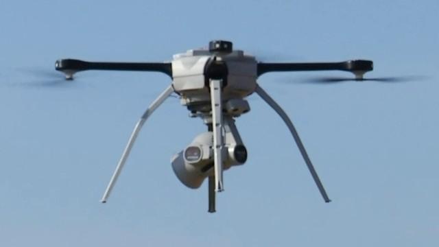 Covington beats out California, Florida for drone command, control center