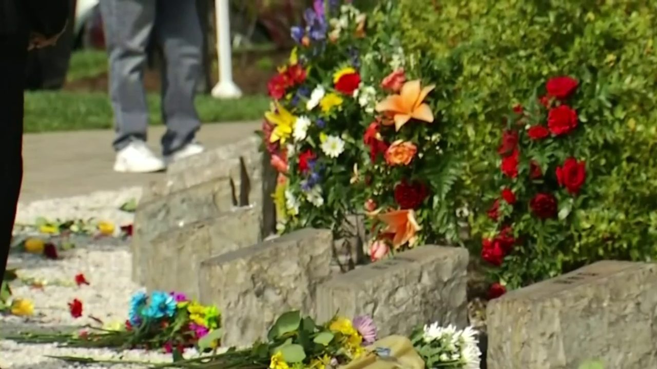 Virginia Tech Day of Remembrance honors the 32 lives lost