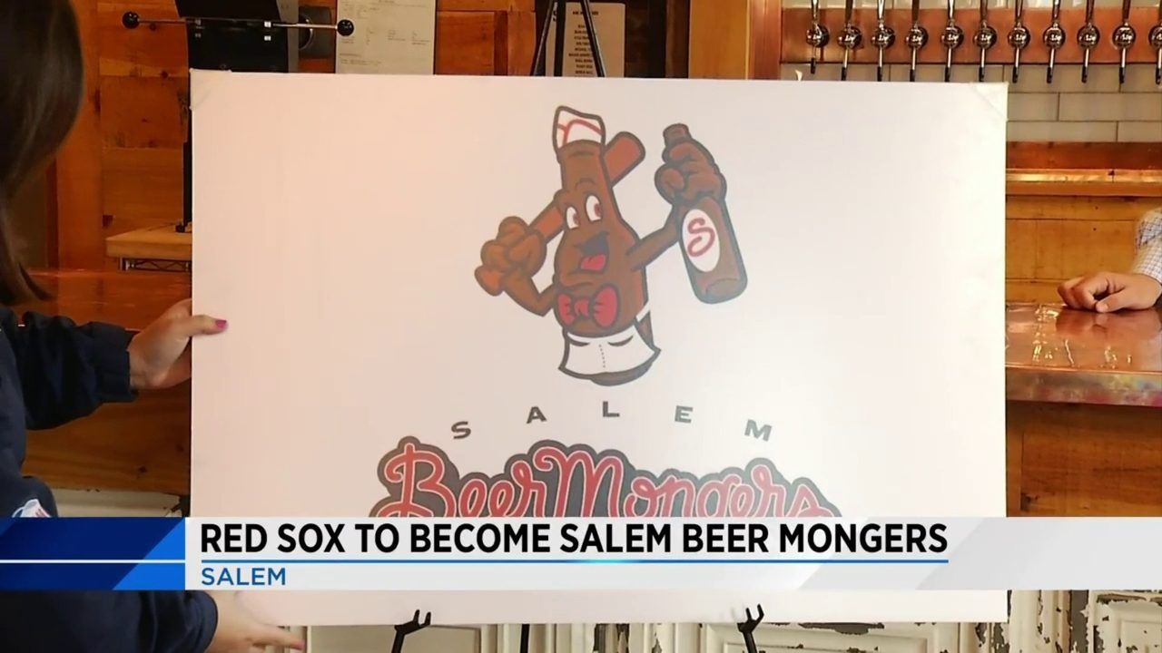 Salem Red Sox To Become Salem Beer Mongers For Select Games