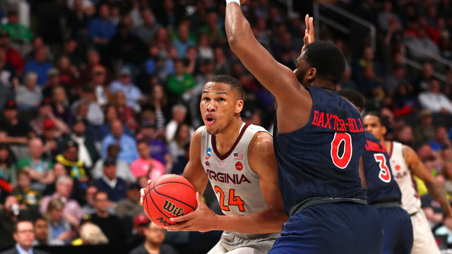Virginia Tech's Kerry Blackshear Jr. enters the NCAA Transfer Portal, NBA Draft