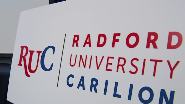 New name, logo revealed in Radford University, Jefferson College merger