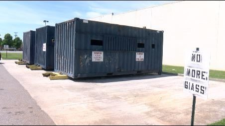 No more glass collection at Amherst County recycling centers