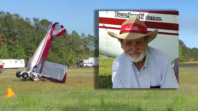 Fincastle man survives dramatic plane crash
