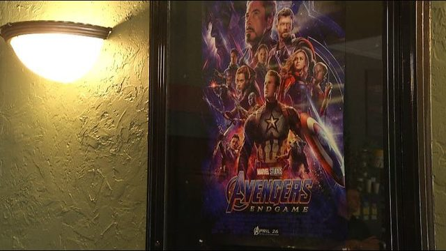 Grandin Theatre prepares for 'Avengers' movie premiere