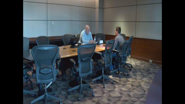 IALR's mock interview day helps prepare high school students for job interviews