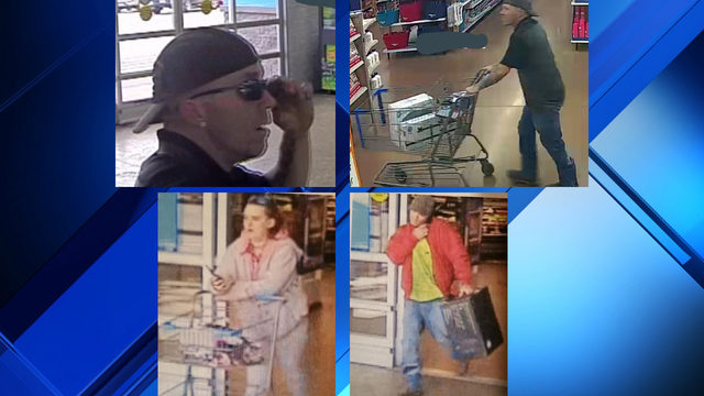 Pulaski County Sheriff's Office looking for 'Gamer Gary' and 'Getaway Gertrude'