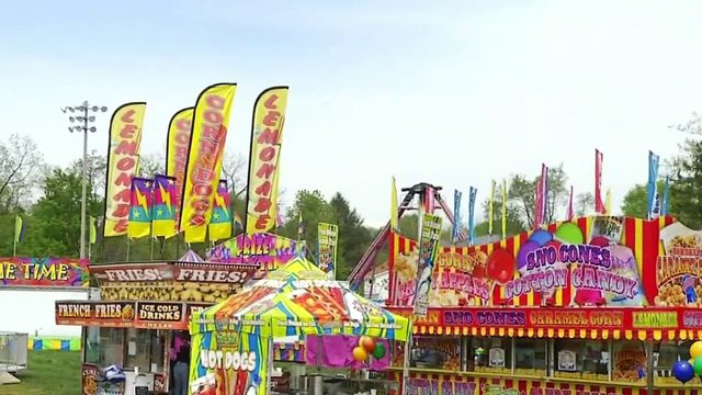 Vinton Dogwood Festival gets underway