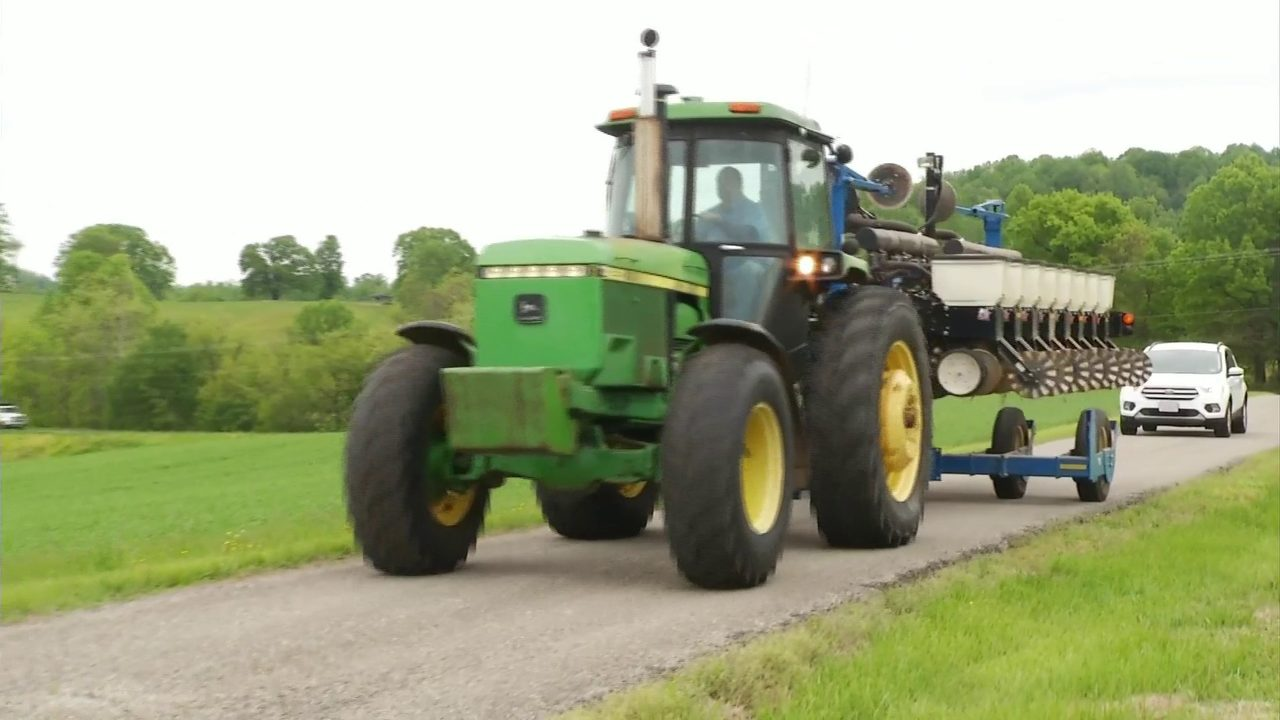 'Be patient': Local farmer urges caution after fatal Bedford tractor crash