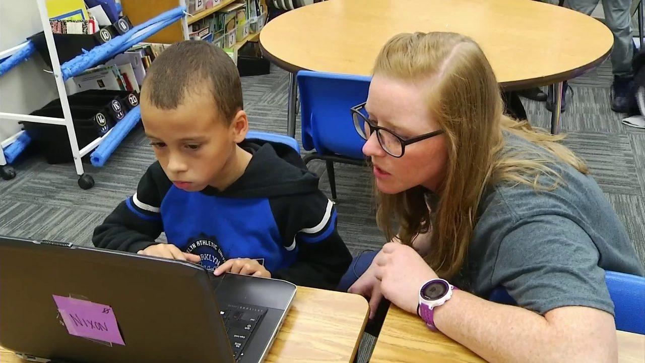 Outside donations help Roanoke teachers add tools to classroom