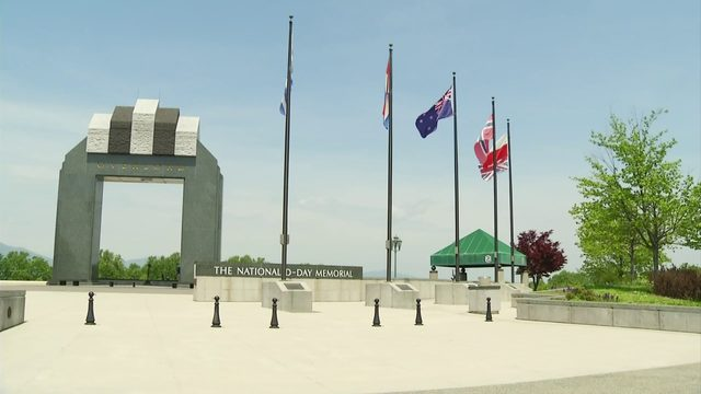 National D-Day memorial asking WWII veterans to register for 75th…