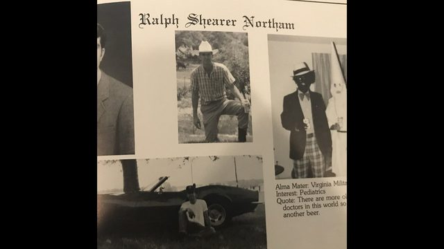 Probe done on blackface photo in Northam's yearbook