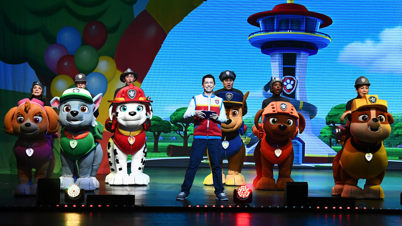 PAW Patrol Live! Coming To Salem This September
